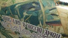prozorska grafika na rupičastu pvc naljepnicu