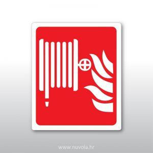 Naljepnica – hidrant