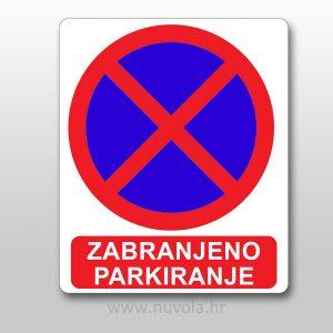 Zabranjeno parkiranje