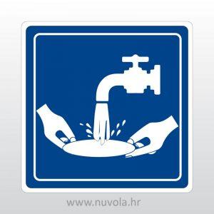 Voda za pranje suđa oznaka