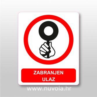 Zabranjen ulaz