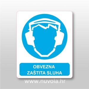 Obvezna zaštita sluha