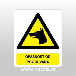 Opasnost od psa čuvara